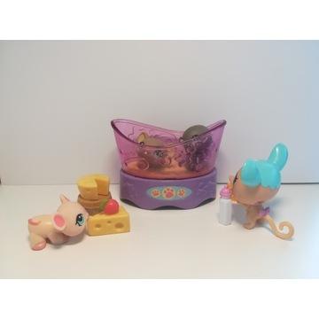 Figurki lps zabawka kolekcjonerska Little pet shop