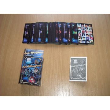 Ani-Mayhem kolekcjonerska talia kat anime z 1995