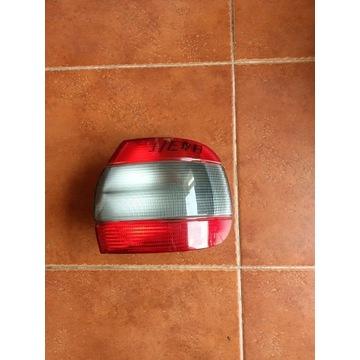 Lampa tylna prawa Fiat Siena ('97-'01) PT