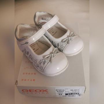 Geox buty dla dziewczynki rozmiar 22 wkładka 14cm