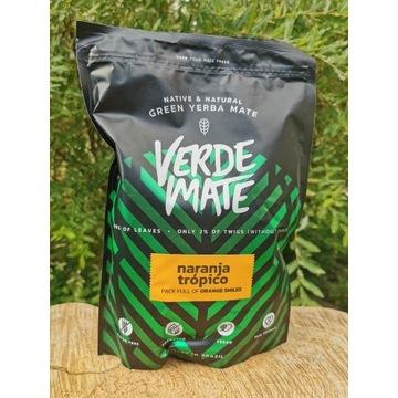 Mega Zestaw Yerba Verde Mate Green Różne 10x0,5kg