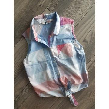 H&M blzeczka koszulowa  10-11 l