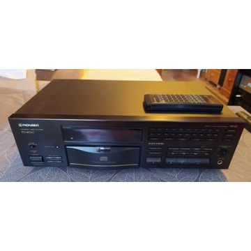 Pioneer PD-8700 CD + pilot
