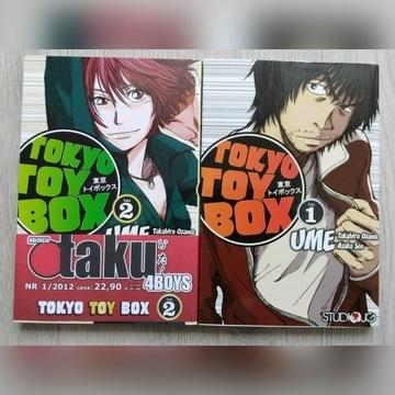 Tokyo Toy Box - 2 tomy, komplet - POLECAM!