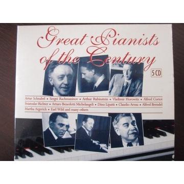CD  koncerty na pianinie x 13 plyt