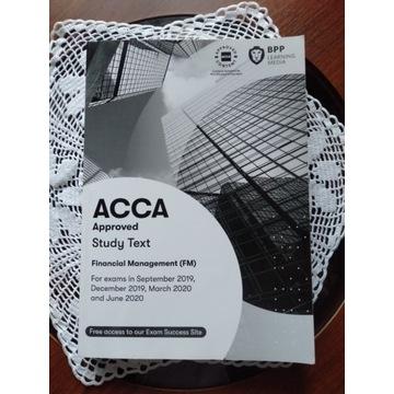 ACCA Financial Management (FM) Study Text