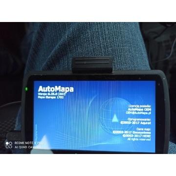 Nawigacja GPS Lark free bird 50.3