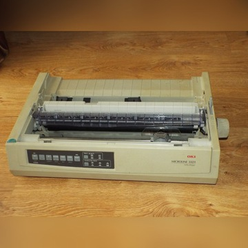 OKI Microline 3321 - drukarka igłowa