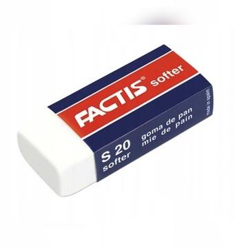 S20 Gumka FACTIS 20 sztuk