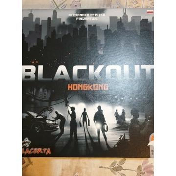 Blackout: Hongkong gra planszowa