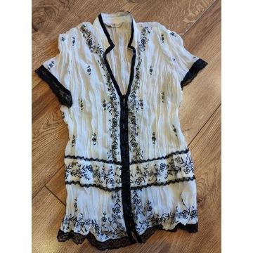 Piękna haftowana bluzka new look Rozm.36