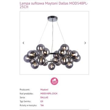 Lampa Maytoni Dallas