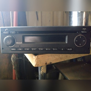 radio iveco dailly