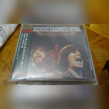 SHM-CD CREEDENCE CLEARWATER REVIVAL JAPAN