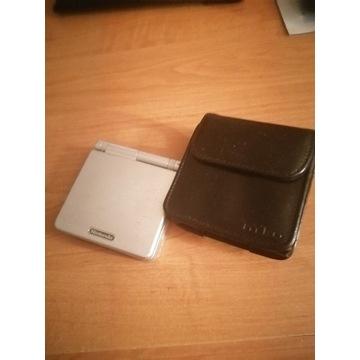 Nintendo Gameboy Advance SP+ gry 4 okazja bcm