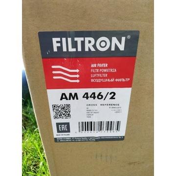 Filtr powietrza Filtron AM 446/2 Maan Star Mercede