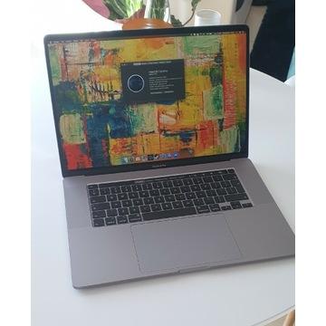 Macbook Pro 16 i9 5500m 1Tb