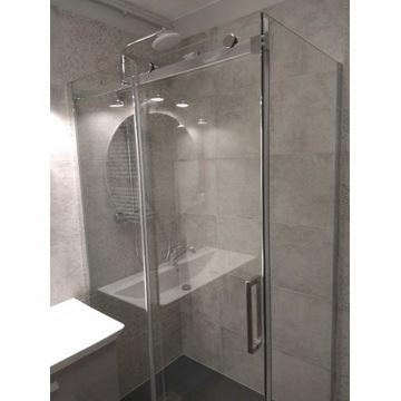 Kabina prysznicowa 80 x 100 WELLNEO LAURENA