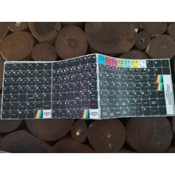 Naklejki na klawiaturę ZX Spectrum ZX80 ZX81