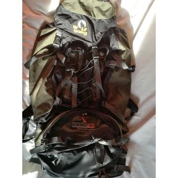 Plecak WOLFGANG WĘDROWIEC 3 80l stan idealny.