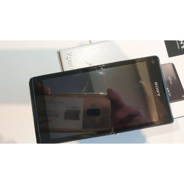 Sony c2105 stan nieznany brak baterii i klapki