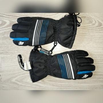 Chłopięce rękawiczki 4F r.5-5,5cm