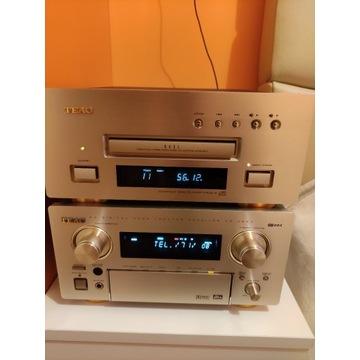 TEAC AG-H550 + VRDS-9 - CD, DAC, AMP sluchawkowy