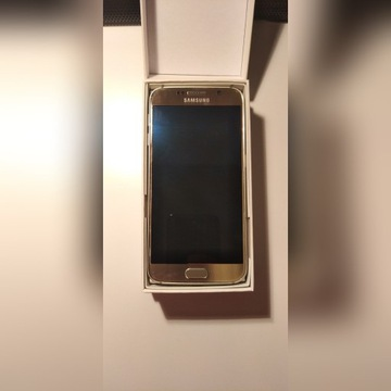 Samsung Galaxy S 6 Gold