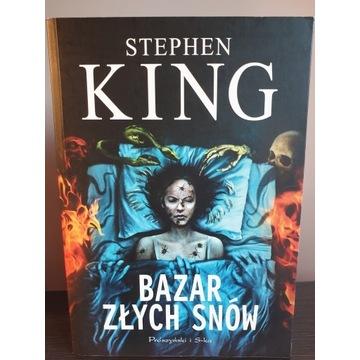 Stephen King - Bazar złych snów