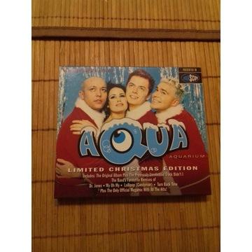 płyta CD zespołu Aqua