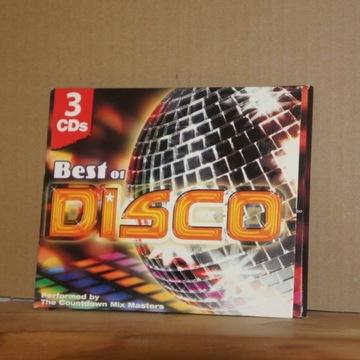 cd106. VARIOUS BEST OF DISCO 3CD