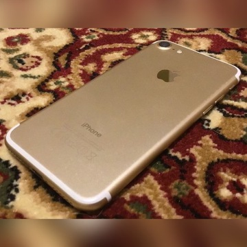 iPhone 7 32 GB Gold JAK NOWY