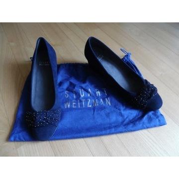 Nowe buty Stuart Weltzman us 7 dł wkł 24,5 cm