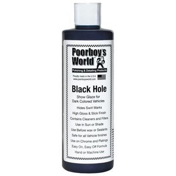 Poorboy's World Black Hole Show Glaze 473ml