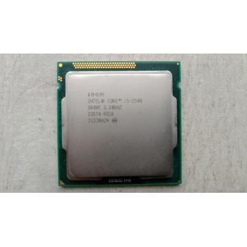 Procesor Intel Core i5-2500 3,3 GHz LGA 1155