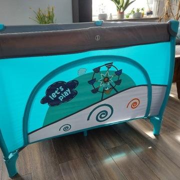 Kojec dziecięcy Baby Design Play - STAN BDB!
