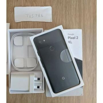 Nowy Google Pixel 2XL 64GB Just Black! + Akcesoria