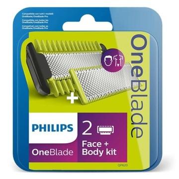 Ostrza do Philips OneBlade QP620/50 SUPER CENA