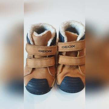 Buty dla chłopca rozmiar 24 geox