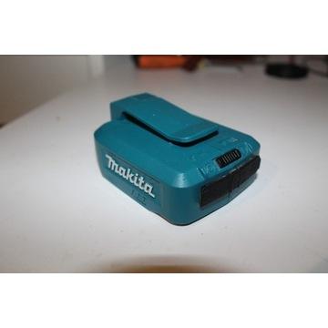 MAKITA ADP05 ADAPTER ŁADOWARKA USB 18V 14,4V LXT