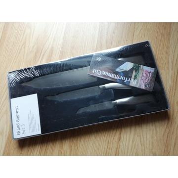 Noże WMF Grand Gourmet - komplet 3 noży (FOLIA)