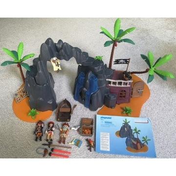 Playmobil Piracka wyspa skarbów 6679