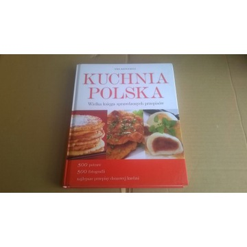 KUCHNIA POLSKA książka kucharska Ewa Aszkiewicz