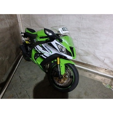 KAWASAKI NINJA ZX10R 2011 -2015 MOTOCYKL NA CZĘŚCI
