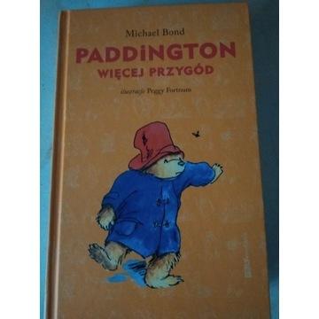 Paddington więcej przygod Bond