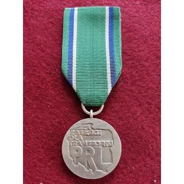 Odznaka Za zasługi dla transportu PRL (bez napisu)