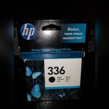 Tusz Oryginalny HP 336 Black Czarny