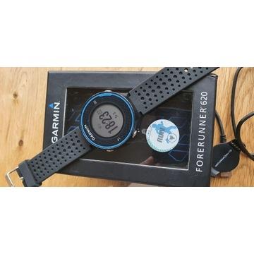 Zegarek Garmin Forerunner 620 dotykowy ekran GPS