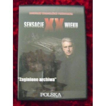 VCD Wołoszański Sensacje XX w. - Zaginione archiwa