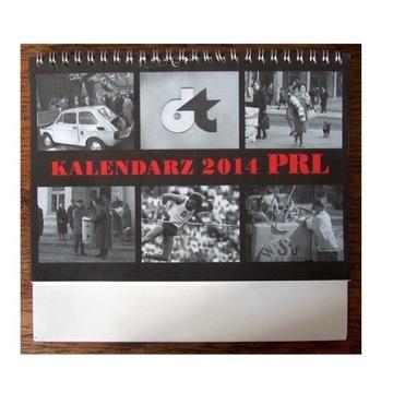 Kalendarz - PRL - 53 zdjęcia